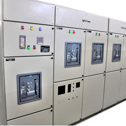 MS Single Phase, Three Phase Power Control Panel, IP Rating: IP33, IP40