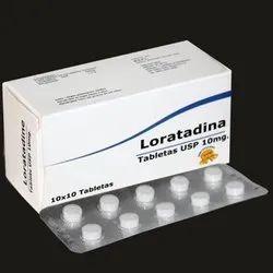 Loratadine Tablets USP 10mg