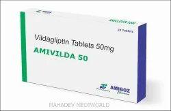 Vildagliptine