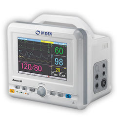 Pulse Rate EtCO2 Nidek Vital Sign Monitor