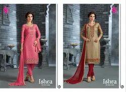 Semistitched Salwar Suits