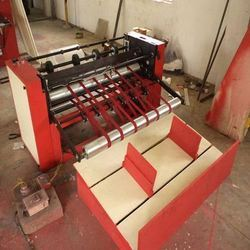 4.5 kW Rotary Sheet Cutter Machine