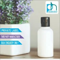 Offline Third Party Manufacturing for Hair Oil
