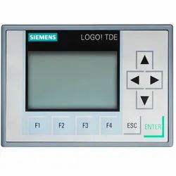 Siemens Logo TDE Text Display
