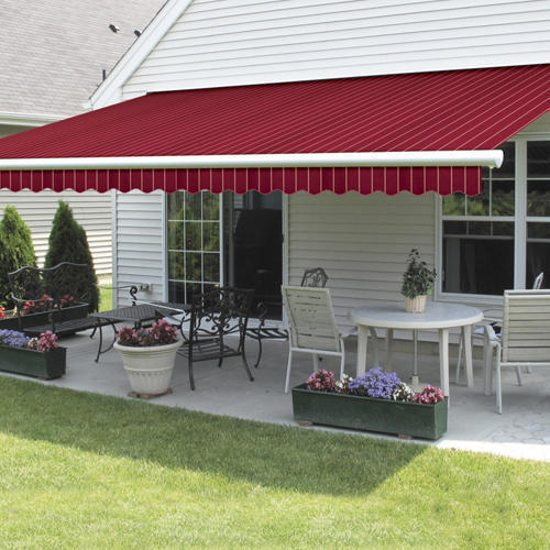 Terrace Awning at Rs 140 /square feet | Terrace Shade, टेरेस ...