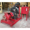 High Speed Diesel Engine Fire Pump