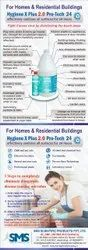 Hygiene X Plus 2.0 Pro-Tech 24 For Home And Residential Building