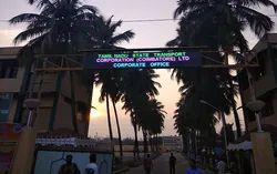 Running LED Display Board
