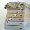 Cotton Hospital Thermal Blankets