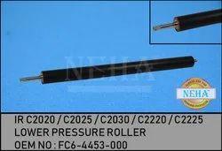 Lower Pressure Roller IR C2020 / C2025 / C2030 / C2220 / C2225  Oem No : Fc6-4453-000