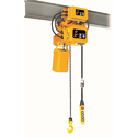 Single Phase Motorized Hoists