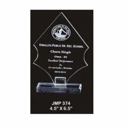 JMP 374 Award Trophy