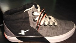 Sparx Grey Long Neck Casual Shoes