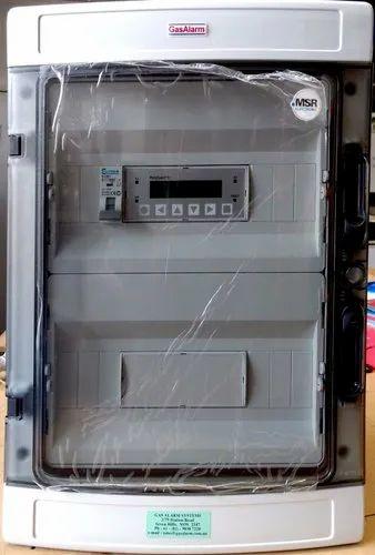Digital Gas Alarm System