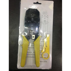 Hand Crimping Tool for Garage