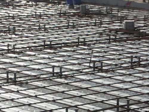 Shear Studs, Steel Structure | Kamath Layout, Bengaluru