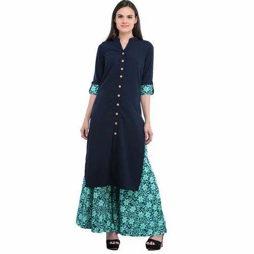 658a28da94 Ethnic Sets - Cottinfab Women's Kurta and Palazzo Set Manufacturer from  Noida