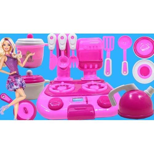 Cooking Kids Kitchen Set