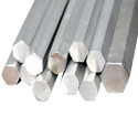 Aluminium Hexagonal Rods
