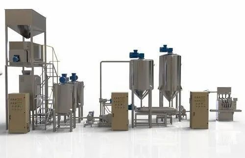 Peanut Butter Manufacturing Plant - Turnkey Solution