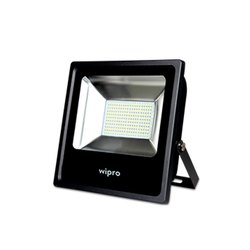 30 / 50 / 100 W Aluminum Pressure Die Cast Wipro Garnet IP65 Cool White LED Floodlight