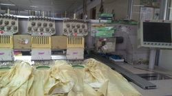 SWF Brand Embroidery Machine