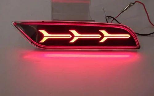 Hyundai Creta Spare Parts - New Design LED Back Bumper Light