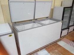 525 Litres Double Door Deep Freezer