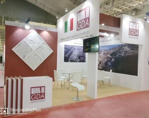 Exhibition Booth Cost : Exhibition booth stona services maestro creations ghaziabad
