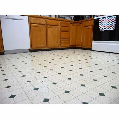 Wonder Floor Laminated Linoleum Flooring, Rs 18 /square