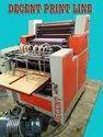 Decent Super Solna Bag Printing Machine
