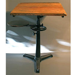 Stylish Industrial Table
