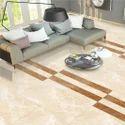 Porcelain Glazed Floor Tiles, Size: Medium, Large
