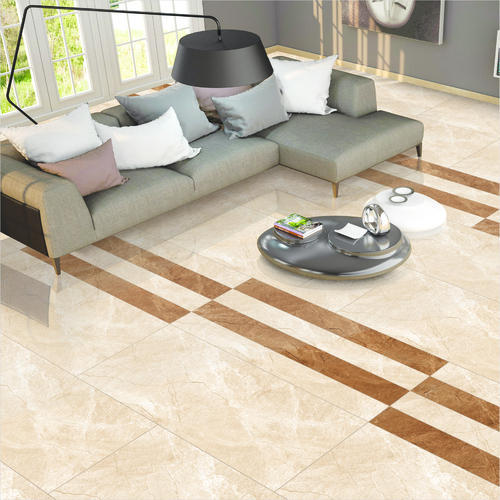 Porcelain Glazed Floor Tiles Size Medium Large Rs 236