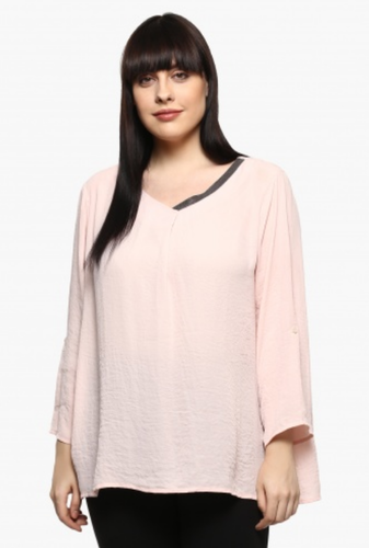 773907ca32d56a Tops Tees And Shirts - Lee Cooper Solid Knotted Shirt Ecommerce Shop /  Online Business from Mumbai