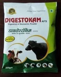 Digestokam AFS Stomachic Powder, 24 Months, Packaging Type: Packet