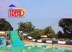 Trend FRP Water Slide