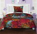 Twin Bedding Mandala Bedding Outlet Duvet Cover Set