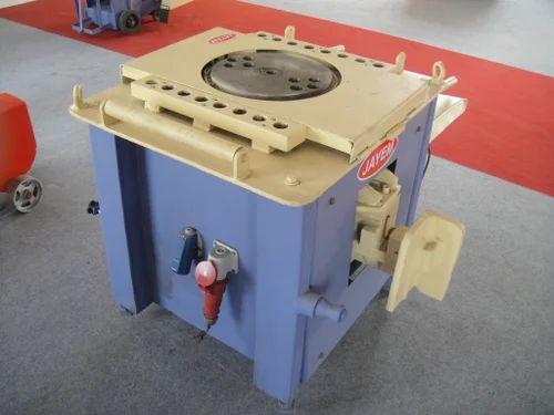 Bar Cutting Machines and Bar Bending Machines - Combined Bar