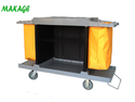 Multifunction Hotel Cleaning Service Cart