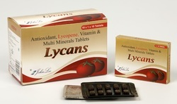 Lycopene Multivitamin Multimineral Tablets