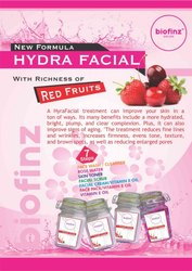Hydra+ facial