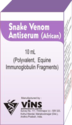 Anti Snake Venom Serum, ASVS