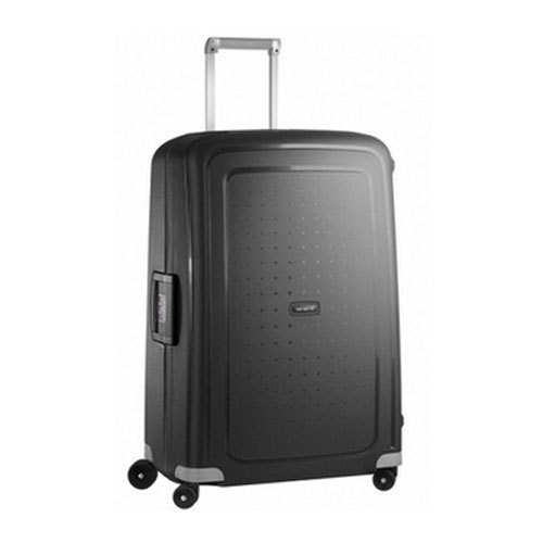 various kinds of limited quantity purchase newest Samsonite Unisex Zipper Closure Hard Trolley Bag