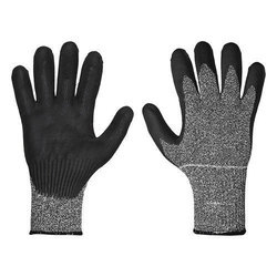 HPPE Nitrile Coated Gloves