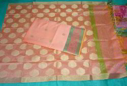 Cotton Top Dupatta Set