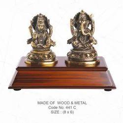 Corporate Gift Diwali Set (Laxmi Ganesh) Statue