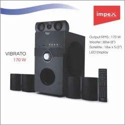 Multimedia Speaker - Vibrato
