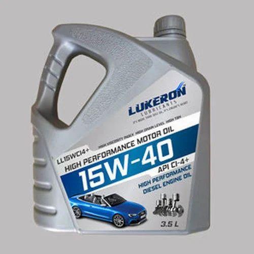 Lukeron Hd 15w 40 Api Ci Automotive Lubricants