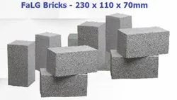 Fly Ash Bricks (Falg) 230 x 110 x 70mm